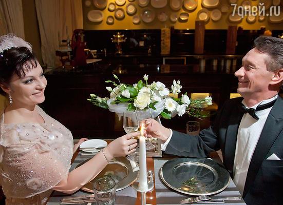Пара гуляла в Ставрополье 28 января, а 31-го провела первый супружеский ужин в «Балчуге», знаковом для их семьи месте