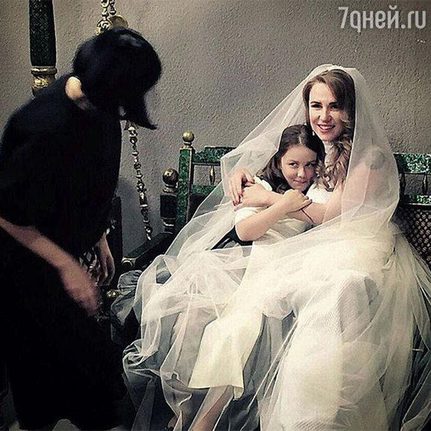 Светлана Тегин, Валерия Гай Германика и ее дочка