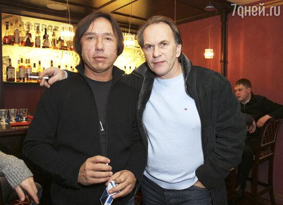 Ренат Давлетьяров и Алексей Гуськов