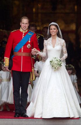 Свадьба принца Уильяма и Кейт Миддлтон. 29 апреля 2011 года