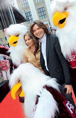 Дмитрий Маликов сделал предложение своей жене Лене... случайно
