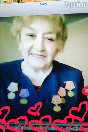 Бабушка Анны Седоковой Лия