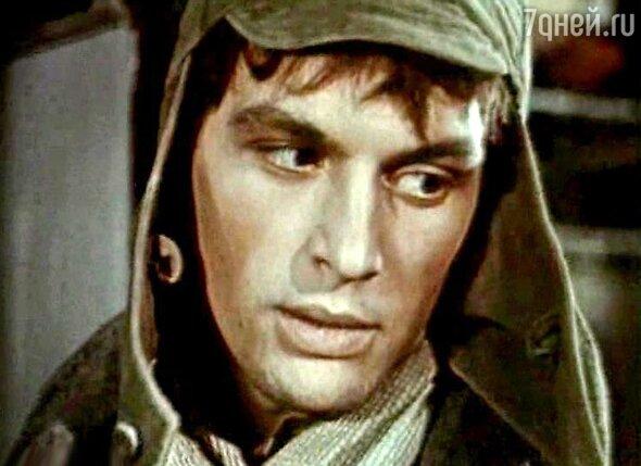 В роли Павла Корчагина. «Павел Корчагин», 1956 год