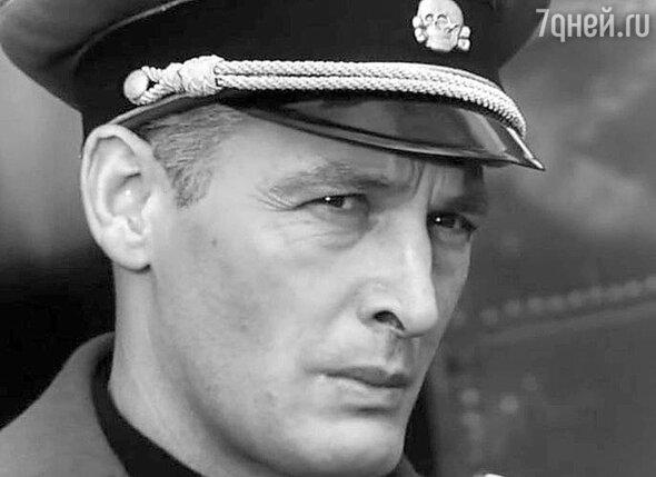 Обергруппенфюрер СС Карл Вольф. «Семнадцать мгновений весны», 1973 год