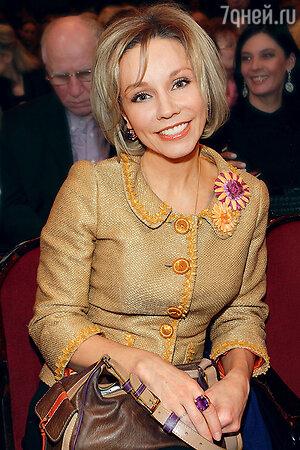 Марина Зудина. 2012 г.