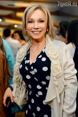 Марина Зудина. 2014 г.