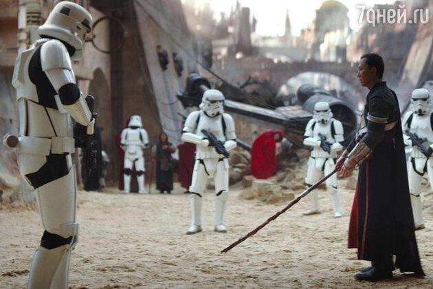 Вышел первый трейлер в грядущему блокбастеру «Звездные войны: Изгой»