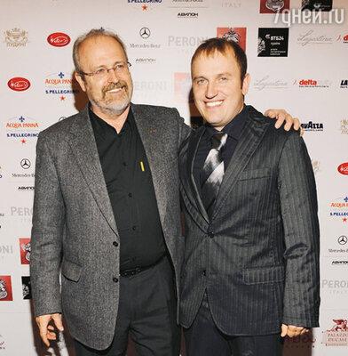 Владимир и Илья Хотиненко