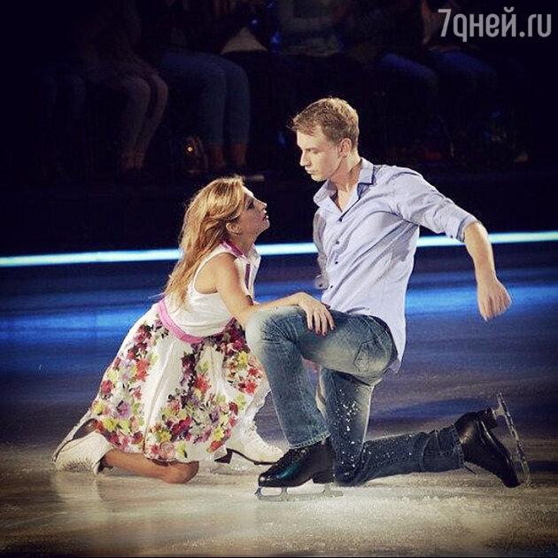 Алексей Гоман в шоу «Ледниковый период»