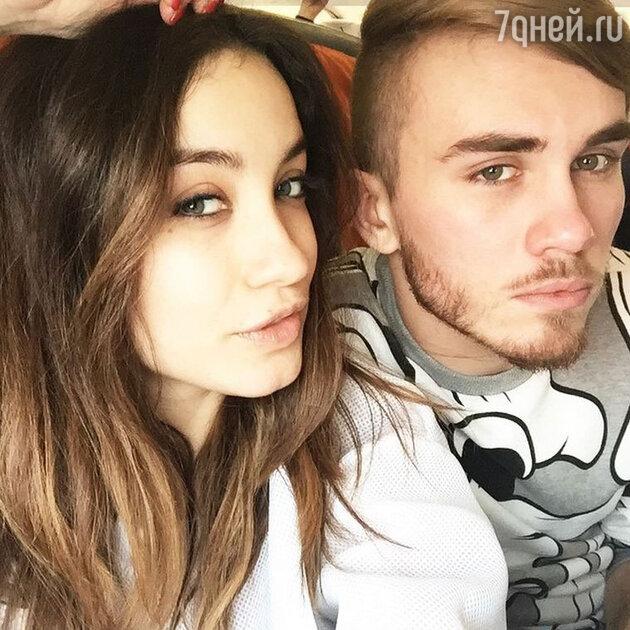Виктория Дайнеко и Дмитриий Клейман
