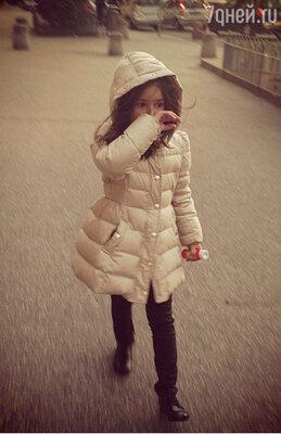 Среди снимков, размещенных певицей в Instagram, большинство посвящено ее дочери.