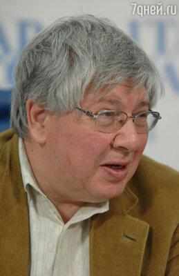 Программный директор Кинофестиваля, кинокритик Кирилл Разлогов