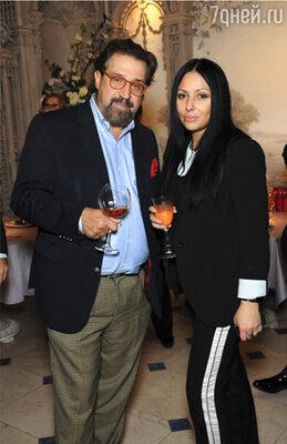 Александр Гафин и Юлия Далакян