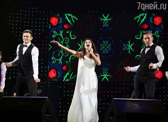 22 ноября в Москве состоится концерт популярной российской певицы Зары