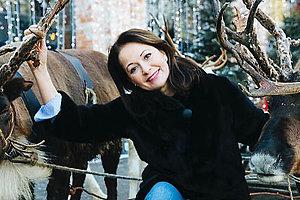 ВИДЕО: Ольга Кабо получила самый лучший подарок на 49-летие