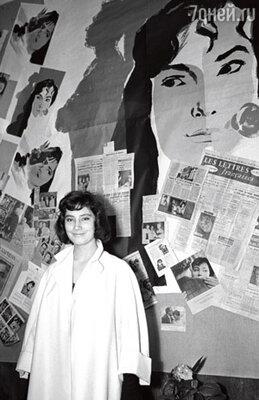 На Каннском кинофестивале 1958 года Татьяна Самойлова затмила всех мировых знаменитостей