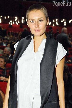 Мария Кожевникова подстриглась «под ноль» ради роли в картине «Батальон смерти»