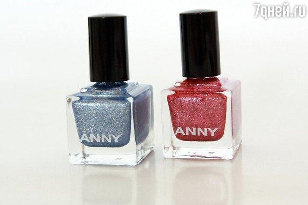 Лаки для ногтей от Anny