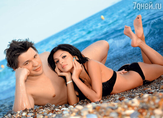 Алексей с невестой Розой