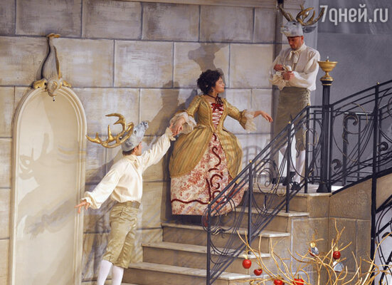 Спектакль «Безумный  день, или Женитьба Фигаро» Театра Табакова на сцене МХТ имени Чехова