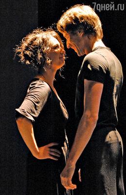 Спектакль «Бедная Лиза» в Центре Мейерхольда