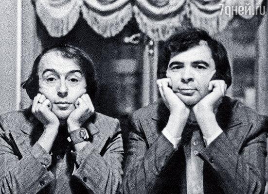 Илья с Романом Казаковым выступали дуэтом