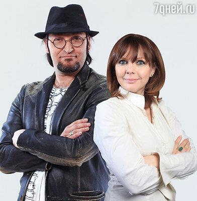 Михаил Козырев и Фекла Толстая