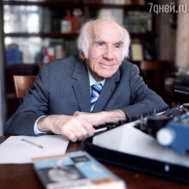 Игорь Ильинский. 1986 год