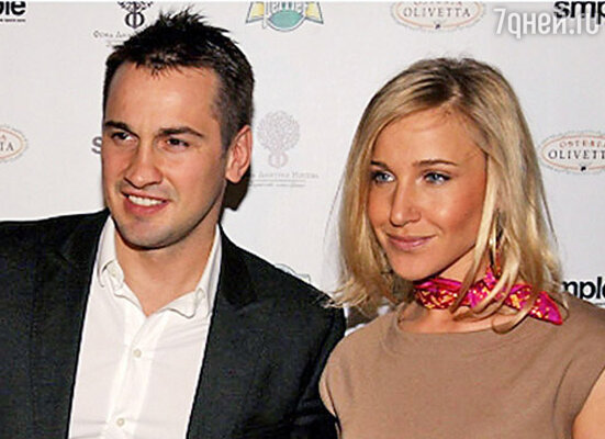 Дмитрий Носов и Юлия Ковальчук