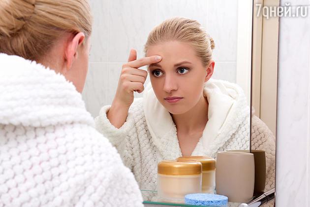 Использование просроченных косметических продуктов может вызвать сыпь и инфекцию