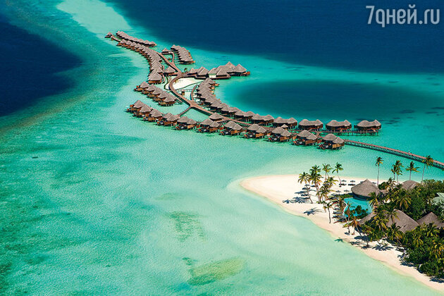 Отель Constance Halaveli Maldives