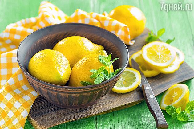 Что приготовить из лимона