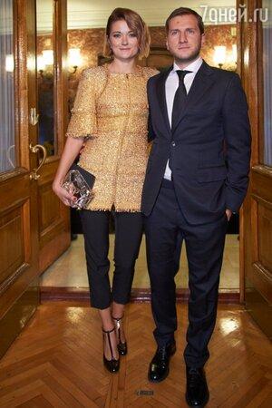Надежда Михалкова с мужем Резо Гигинешвили