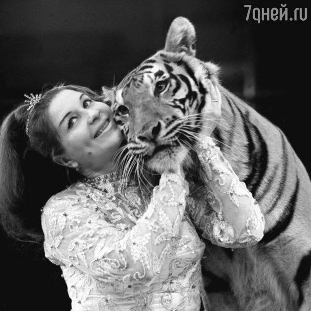 Маргарита Назарова, 1969 год