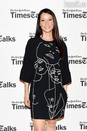 ���� ��� � ������ �� Stella McCartney �� ������ TimesTalks Powerful Women of TV