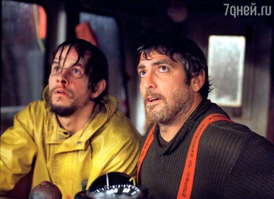 Кадр из фильма «Идеальный шторм»