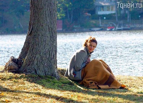 Кадр из фильма «Улыбкой Моны Лизы»