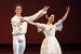 Сергей Полунин и солистка Английского национального балета Тамара Рохо