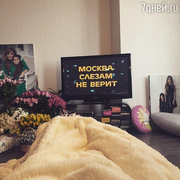 Квартира Ксении Бородиной