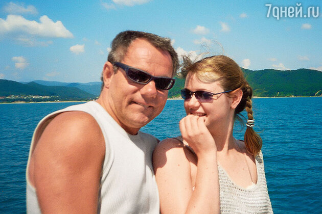 Дарья Калмыкова и Александр Мохов