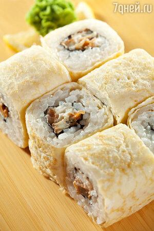 Суши-омлет