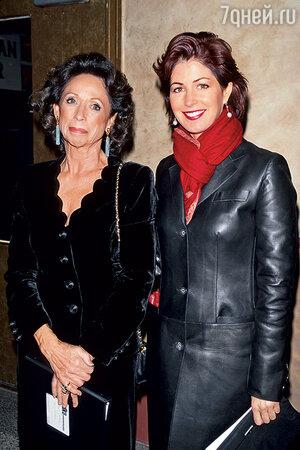Дана Дилейни с матерью