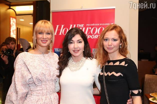 Олеся Судзиловская, Мария Лемешева, Елена Захарова