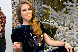 Юлия Барановская: «Лучшие платья для меня шила мама»