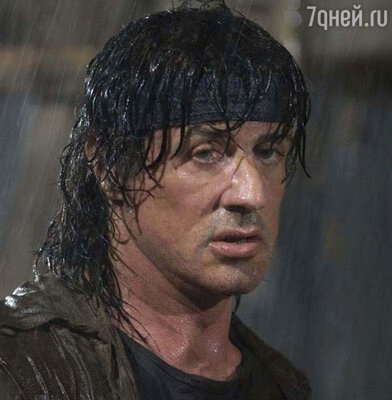 Кадр из фильма «Рэмбо-4»