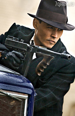 Кадр из фильма «Джонни Д.»