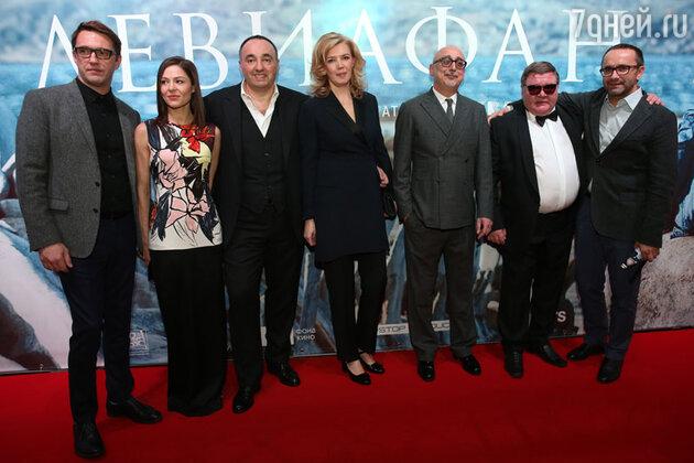 Съемочная группа фильма  «Левиафан»