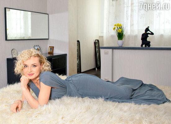 «Новая Полина Гагарина,  которую я увидела в зеркале, мне понравилась. Я перевернула страницу в своей жизни и начала с чистого листа»