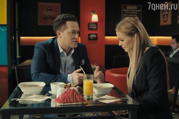 Иван Пышненко и Анна Хилькевич