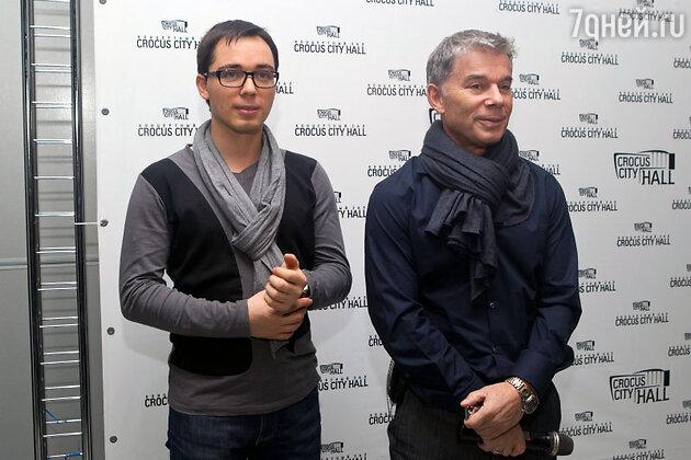 Олег и Родион Газмановы